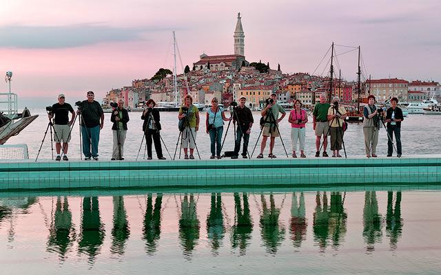 Potovanja za fotografe